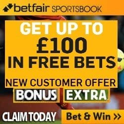 Betfair Sports Free Bet Promo Code