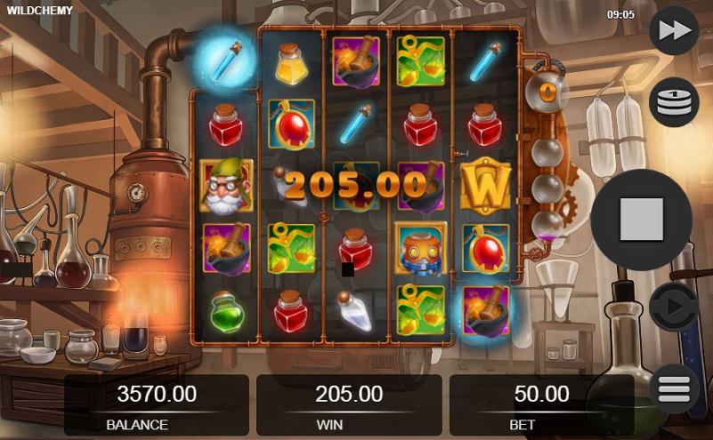 Wildchemy Slot Game